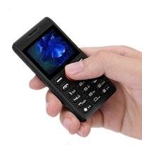 オリジナルメルローズ M18 5 ミリメートルスーパースリムミニカード電話耐衝撃防塵学生アンチロストブルーダイヤライヤホン携帯電話。