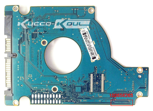 hard drive part PCB logic board printed circuit board 100656265 for Seagate 2.5 SATA laptop hdd repair ST9320325AS/ST9500325AS
