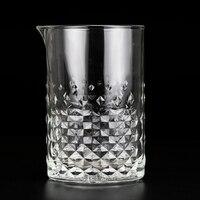 Copas mezcladoras de cristal sin plomo  coctelera mezcladora de vidrio  botellas