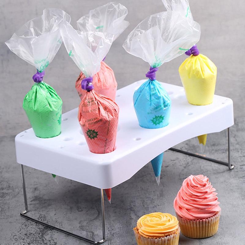 Online Shop Cream Work Table Holder Cake Decorating Frame Fondant Pastry  Shelf Tools Kitchen DIY Baking Modeling Set Tables | Aliexpress Mobile