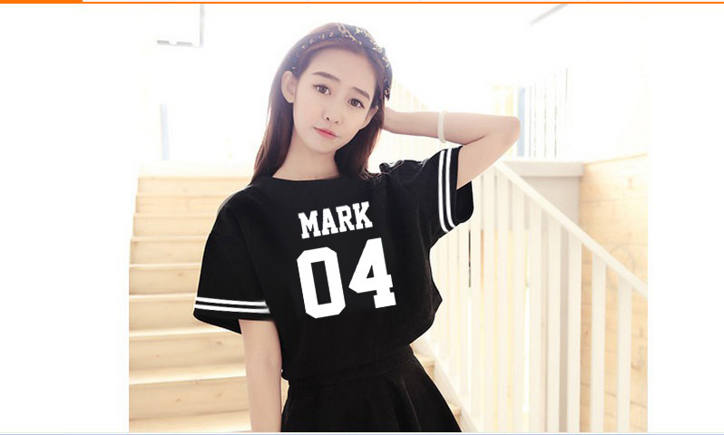 6b51986c9629 Customize Summer Women s O Neck Kpop Got7 Jackson Dresses Got 7 ...