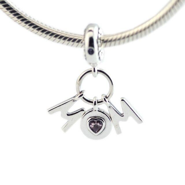 Pandulaso Fit Bracelet Bangle Perfect Mum Hanging Charm Mother S