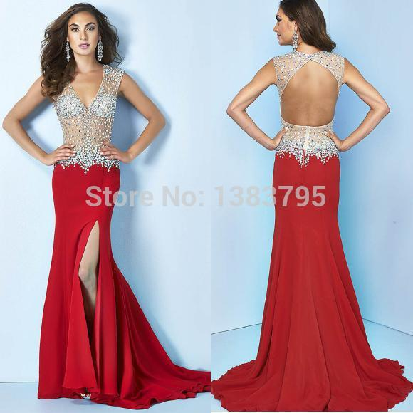 Online Get Cheap Open Front Prom Dresses -Aliexpress.com | Alibaba ...