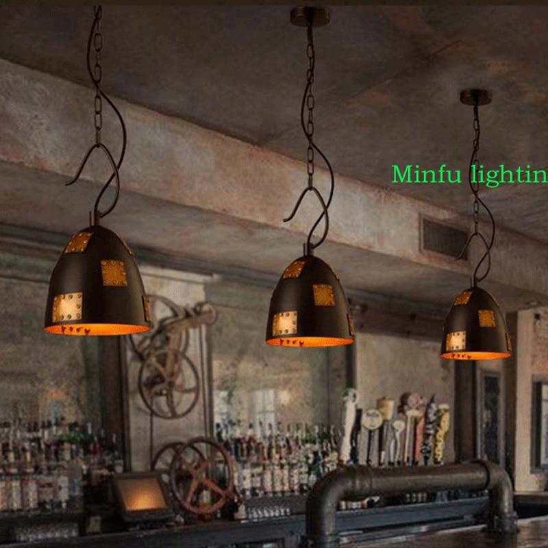 Aliexpress.com : Buy Creative Iron Pendant Light Retro