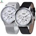 NORTH Fashion Watches Men Luxury Brand Watch Business Man Quartz Wrist watch Chronograph clock Men Montre Homme Sports Watch Men