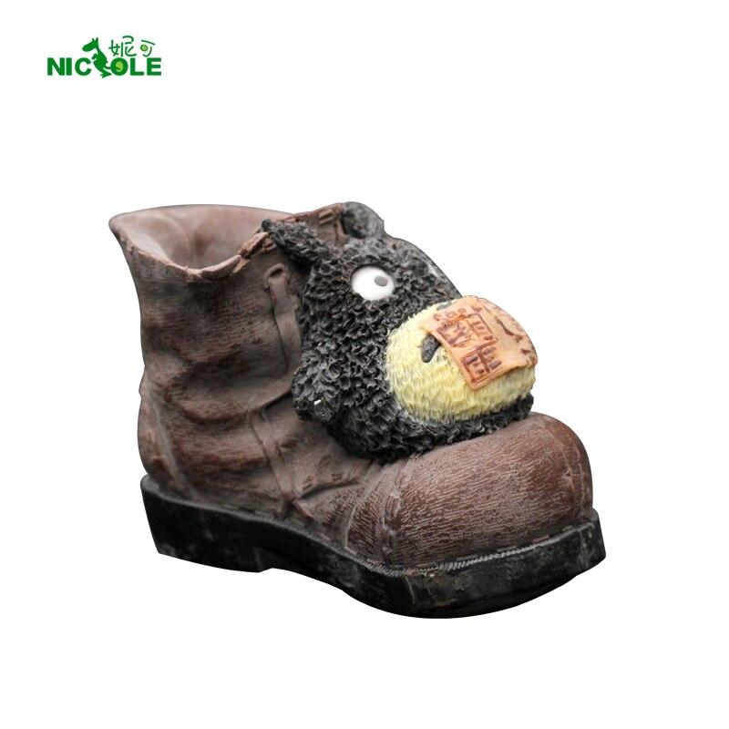 Nicole 3D Chaussures Forme Silicone Mousse Moule Gâteau À La Crème Glacée Chocolat Gateau Outil Artisanat D'argile De Résine À La Main Savon Bougie Moule