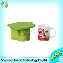 3D Sublimation Silicone Mold Mug Clamp for 11OZ Mugs Heat Transfer Print parts цена и фото