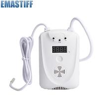 Проводной датчик температуры, светодиодный датчик сигнализации с релейным выходом N.O/N.C, для gsm pstn сигнализация