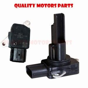 Mass air flow meter 197400-5120 1380054L00 1380068K00 For SUZUKI MAF airflow sensor GRAND VITARA 2 II KIZASHI 2.4 AWD SX4 1.6