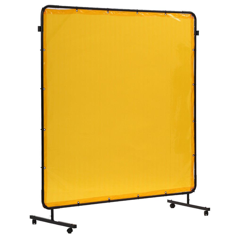 Retardante de chamas À Prova de fogo Cobertor da Soldadura Escudo de Solda 1.74m * 1.74m Anti UV Anti-uv Cortina Telas de Soldagem