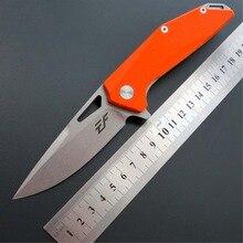Высокое качество походный складной нож подшипник шариковый Многофункциональный складной нож-назначение туристический карманный нож Коллекция складной нож