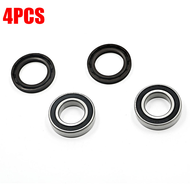 Wheel Bearing Seats Oil Seal Kit For <font><b>UTV</b></font> 400 700 800 MSU <font><b>500</b></font> 700 YS700 <font><b>Hisun</b></font> Massimo Supermach Bennche Menards Yardsport image