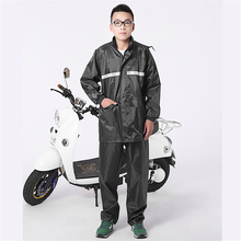 Men Women Raincoat Waterproof Poncho Jacket Regenjas Chubasquero Travel Coat Impermeable Rainwear Motorcycle Rain Suit DDGZ53