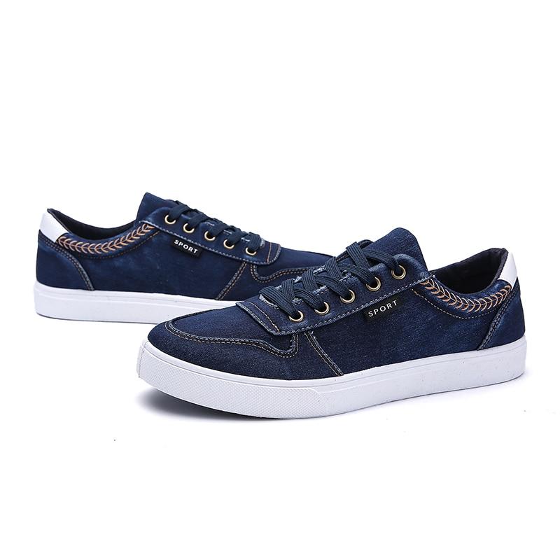 ROEGRE 2018 New Pop Men Fashion Casual Shoes Men Flats Shoes Breathable Lace-up Men Shoes Loafer Men Vulcanized Shoes Sneakers