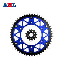 Motorcycle Parts 51 13 T Front & Rear Sprockets Kit for HUSABERG FE250E FE250 E 2011 2012 FE250 FE 250 2013 Gear Fit 520 Chain