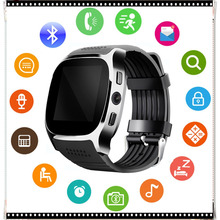Smart Watch for Android,T8 Smart Watches Support SIM &TF Card With Camera Sync Call Message Bluetooth Watch For Android Phone