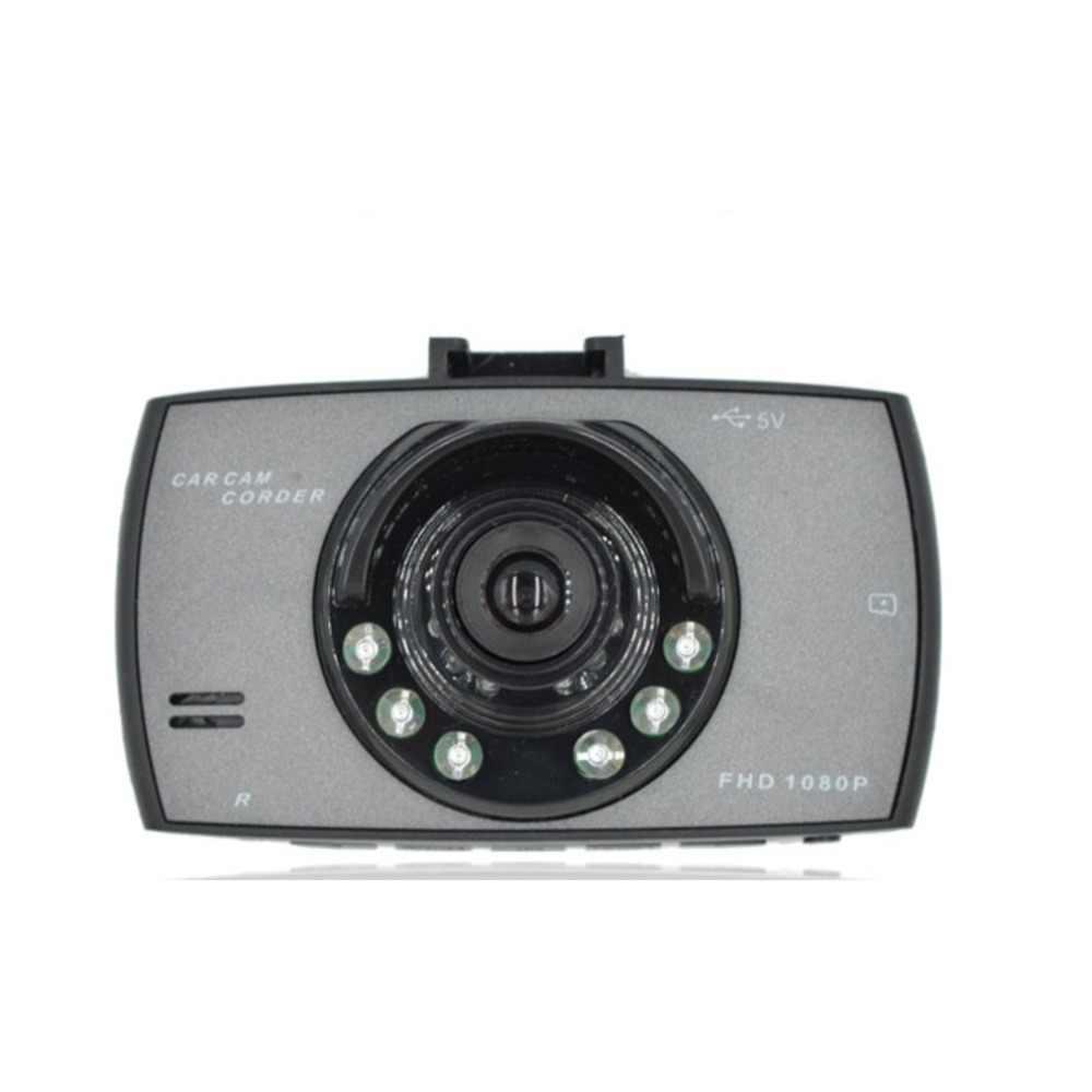 """2,4 """"2,7"""" 1080P 170 градусов с двумя объективами Автомобильный видеорегистратор задняя фронтальная камера приборная панель DVR Регистраторы"""