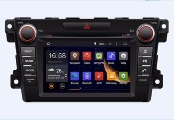 2019 7inch 4G LTE Android 8.1 IPS quad core car multimedia DVD player Radio GPS FOR MAZDA CX-7 2007 2008 2009 2010 2011 -2016-19