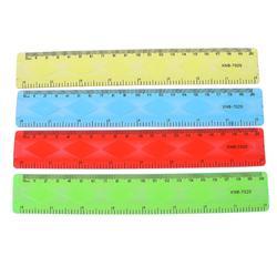1 шт. Soft 20 см правитель разноцветный гибкие творческих канцелярские правило поставка школы