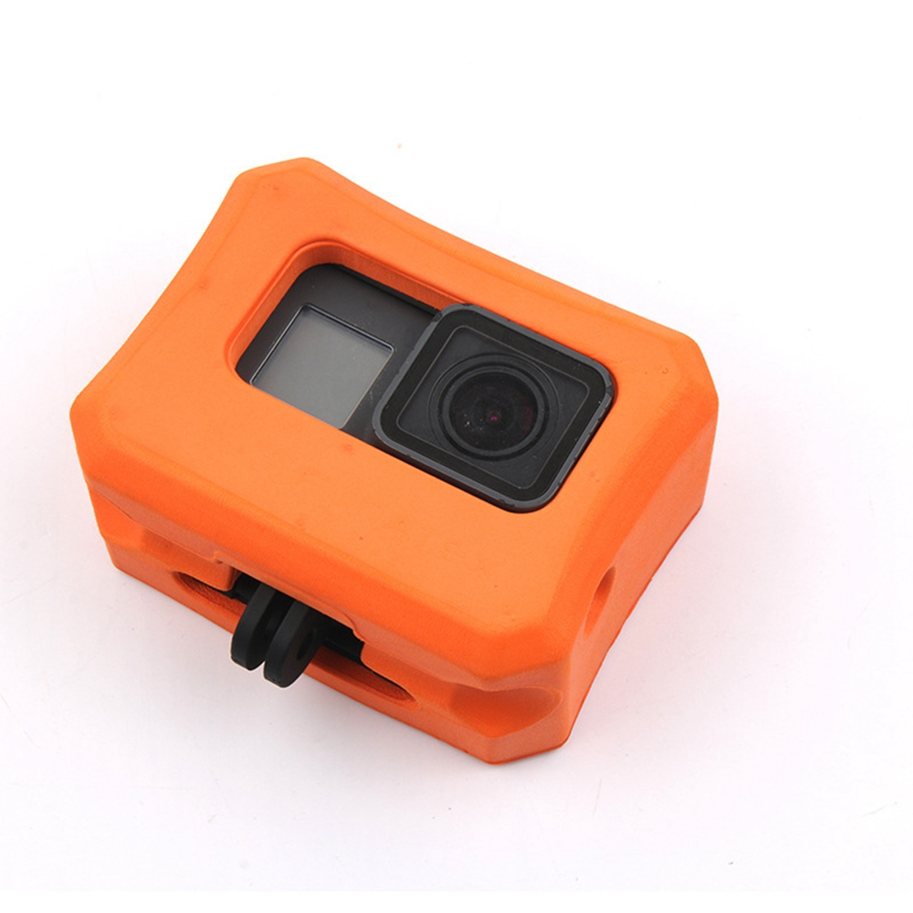 Image 4 - EVA Protective Case For Gopro Hero 7/6/5 Soft Water Floaty Action Sport Camera Accessories Float for Swimming-in Sports Camcorder Cases from Consumer Electronics