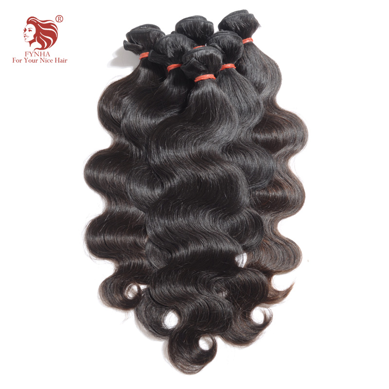 ФОТО 2pcs/lot peruvian virgin hair body wave 7A human hair weave hair extensions for your nice hair 12-30