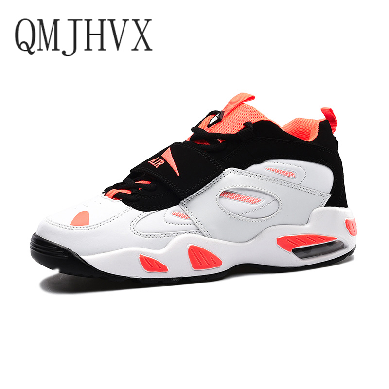 QMJHVX Korean fashion tenis feminino light breathable Casual increase thick soled student running shoes casual shoes men women
