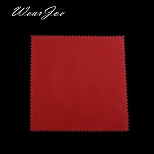 Image 5 - 500 шт., Пользовательский логотип 12 цветов в наличии, серебряные, золотые ювелирные изделия, чистящая полировочная ткань, микрофибра, защита от потускнения ткани, очиститель