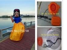 Snow White Snow White Mascot mascot costume adult size Cinderella mascot costume fast shipping