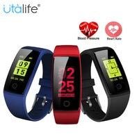 Smart Wristband Fitness Tracker Heart Rate Monitor Blood Pressure Sport Fitness Tracker