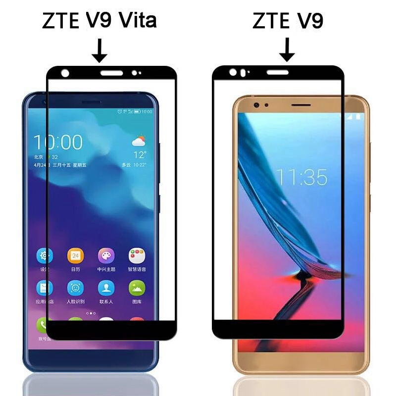 Tempered Glass Screen Protector For ZTE Blade V9 9H 2.5D Explosion-proof Glass Film Screen Protective For ZTE Blade V9 Vita