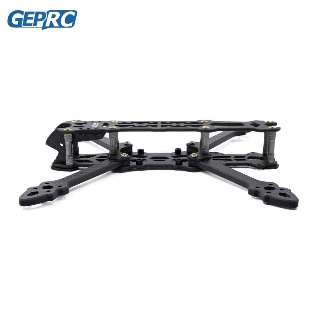 GEPRC Mark 4 FPV Racing Drone Frame Kit 5 ''/6''/7 ''Qudcopter Frame 5 мм Arm с 30,5*30,5/20*20 мм монтажными отверстиями для FC