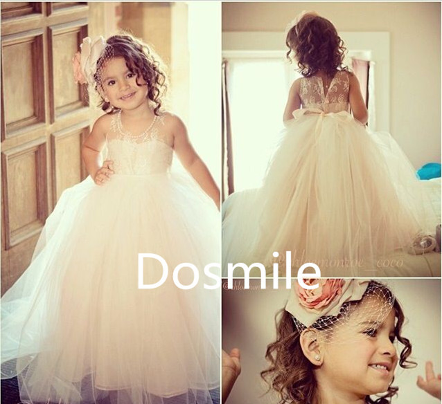 Popular Couture Flower Girl Dress-Buy Cheap Couture Flower Girl ...