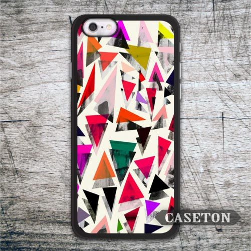 Many Geometric Case For iPhone 7 6 6s Plus 5 5s SE 5c and For iPod 5 Lovely High Quality Phone Cover Free Shipping