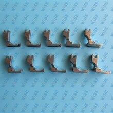 Pack of 10 Feet. 12463HR, 12463HL Hinged Raising Foot