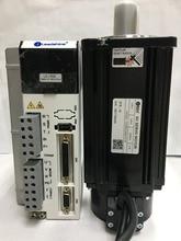 Низкая стоимость для 1000 Вт Leadshine ac сервопривод L5-1000 + двигатель ACM8010M2H-51-B с датчиком кабель