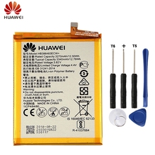 HuaWei Original HB386483ECW+ Battery For Huawei G9 Plus Honor 6X Maimang 5 MLA-AL00 MLA-AL10 Replacement Phone Battery 3340mAh цена и фото