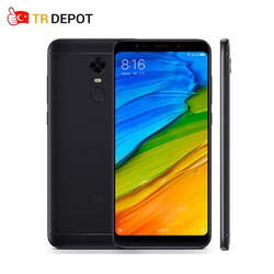 EUR ROM Xiaomi Redmi 5 Plus 5.99'' 4GB 64GB Snapdragon 625 CPU Smartphone FHD+ 18:9 Full Screen 4000mAh MIUI 9.2 Android 7.1