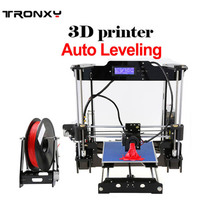Tronxy Auto Level P802MA Reprap Prusa I3 DIY 3D Printer Kit High Precision Three Dimensional 3D