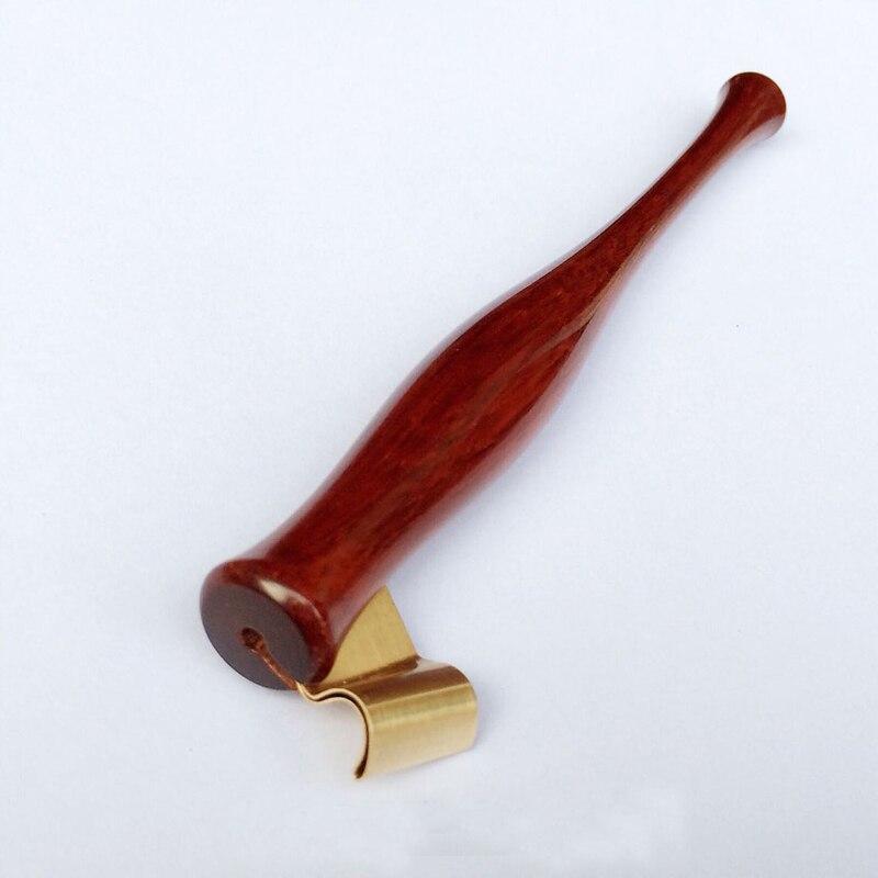 o Melhor Presente Copperplate Nib Caneta Titular Nova