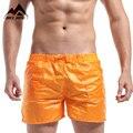 DESMIIT мужская Карман Пляжные Шорты Твердые Супер Легкий Вес Сексуальная Quick Dry Мужчины Шорты Досуг Сетки Подкладка Лайнер Совет Шорты DT10