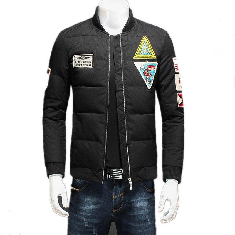 Online Get Cheap Men Jacket Baseball Winter -Aliexpress.com ...
