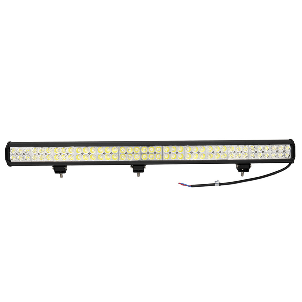 4 PCS Car Light Bar 234W LED Work Spotlight 910 x 65 x 80 mm Flood Spot Lamp For Boating Hunting Fishing Truck Outdoor Lighting