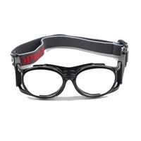Retro Kinder Basketball Gläser Slimfit Objektiv Austauschbare Scherzt Schutz Sport Brillen Volleyball Fußball Schutzbrille
