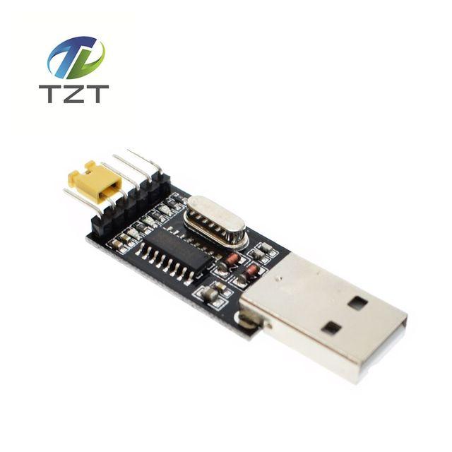 1pcs USB to TTL converter UART module CH340G CH340 3.3V 5V switch
