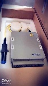 Image 5 - Raycus 30w dividir máquina da marcação do laser da fibra máquina da marcação do metal máquina do gravador do laser de aço inoxidável