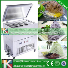 CE approved 1500W 6 blocks stainless steel body commercial continuous ice machine pricewith 220V/50HZ/60HZ