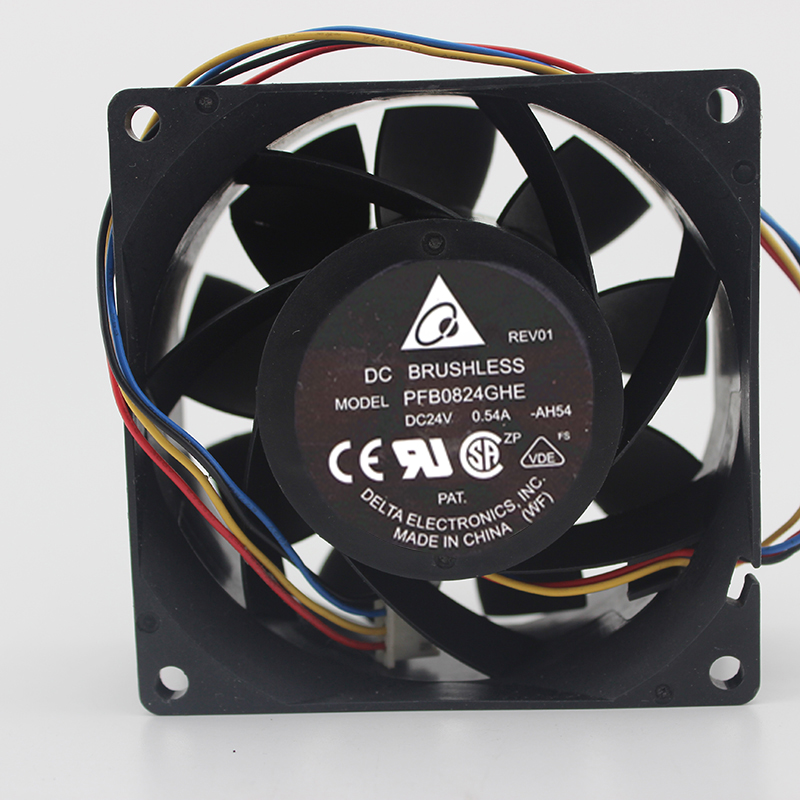 Brand new original inverter fan 8038 24V 0.54A PFB0824GHE double ball