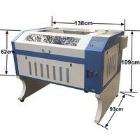 Cheap Price CO2 100W 6090 laser engraving machine cnc Laser Cutting machine 110/220V