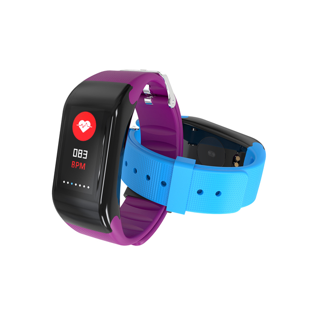 Smart Band Waterproof Bracelet Heart Rate Blood Pressure Sleep Monitor Sports Tracker Call Reject Messages APPs Reminder Watch