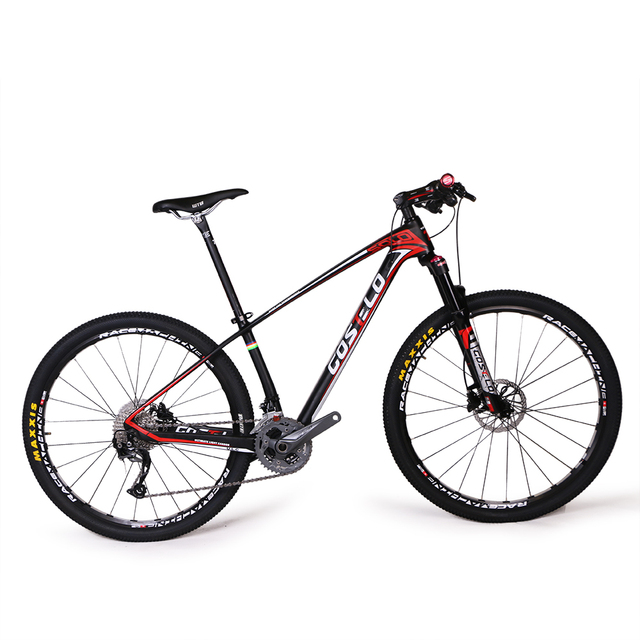 2016 New Costelo Solo 27 5 29er Carbon Complete Bicycle Mtb